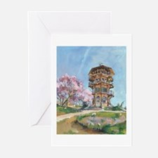 Patterson Park Pagoda Greeting Cards (Pk of 20)