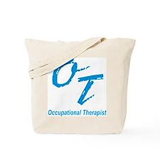 OT, blue Tote Bag
