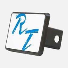 RT, blue Hitch Cover