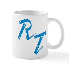 RT, blue Mug