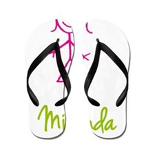 Miranda-cute-stick-girl.png Flip Flops