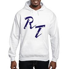 RT, purple Hoodie