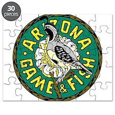 Arizona GFD logo Puzzle