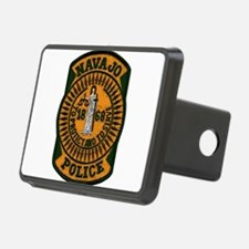 Navajo Police patch Hitch Cover