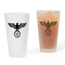 Fortress Star Drinking Glass