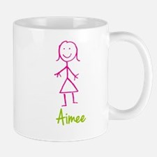 Aimee-cute-stick-girl.png Mug