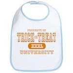 Trick or Treat University Bib