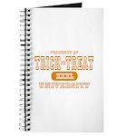 Trick or Treat University Journal