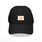 Trick or Treat University Black Cap