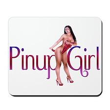Sexy Pinup Girl Mousepad