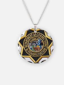 California DCR patch v2 Necklace