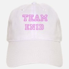 Pink team Enid Baseball Baseball Cap