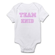 Pink team Enid Infant Bodysuit
