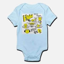 How Speech Therapy Works Infant Bodysuit