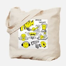 How Speech Therapy Works Tote Bag