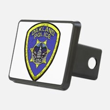 Oakland Police patch Hitch Cover