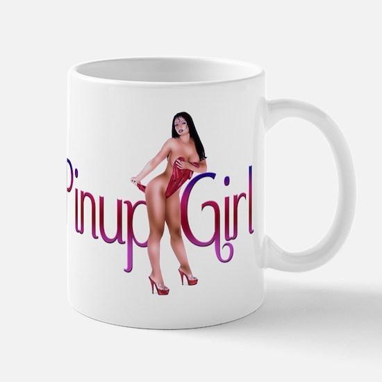 Sexy Pinup Girl Mug
