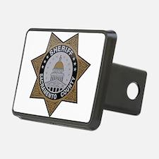 Sacramento County Sheriff badge Hitch Cover