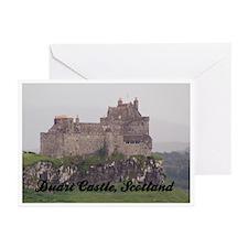 Duart Castle Greeting Cards (6)