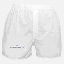 Trey Relationship Boxer Shorts