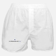 Trey Relationship Boxer Shorts