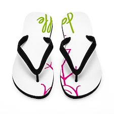 Janelle-cute-stick-girl.png Flip Flops