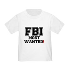 FBI - MOST WANTED! T