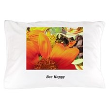 Bee Happy Gifts Pillow Case