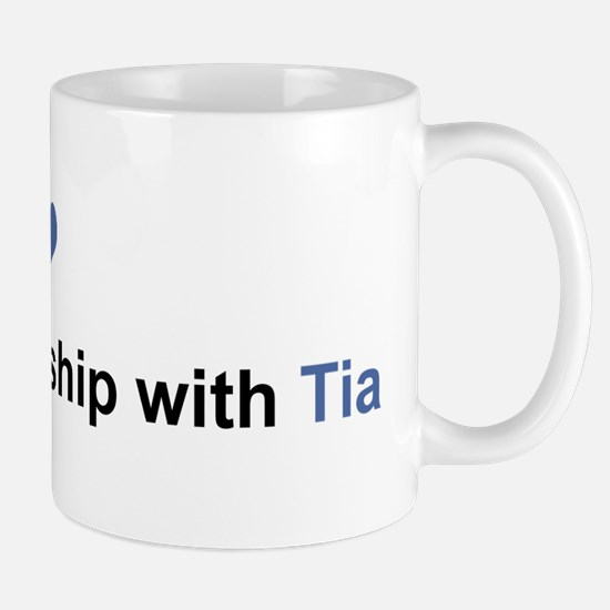 Tia Relationship Mug