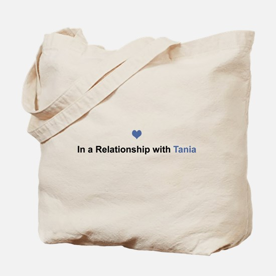 Tania Relationship Tote Bag