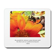 Rumi Bee Gifts Mousepad