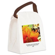 Rumi Bee Gifts Canvas Lunch Bag