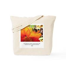 Rumi Bee Gifts Tote Bag