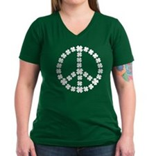 Shamrock Peace Shirt