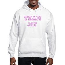 Pink team Joy Hoodie