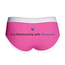 Stephanie Relationship Women's Boy Brief