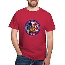 New Democrat Seal Red T-Shirt