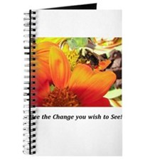 Bee the Change Gifts Journal