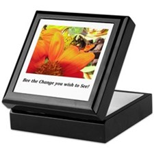 Bee the Change Gifts Keepsake Box
