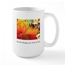 Bee the Change Gifts Mug