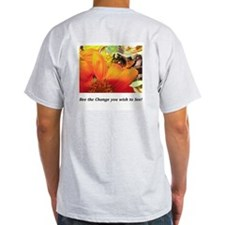 Bee the Change Gifts T-Shirt