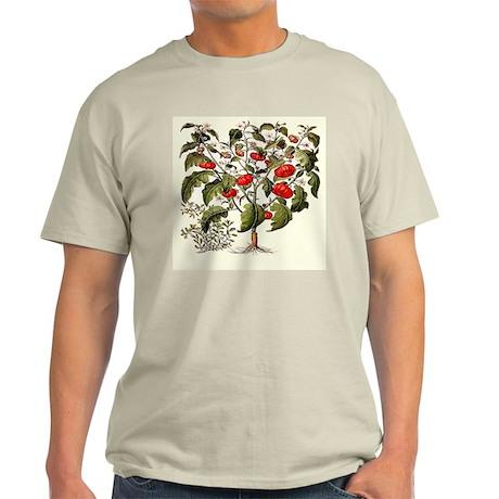African Tomato Besler 1613 Re Ash Grey T-Shirt