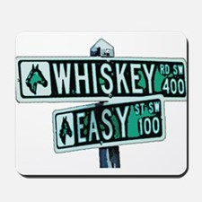 Whisky & Easy 4 Mousepad