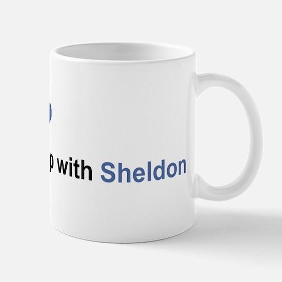 Sheldon Relationship Mug