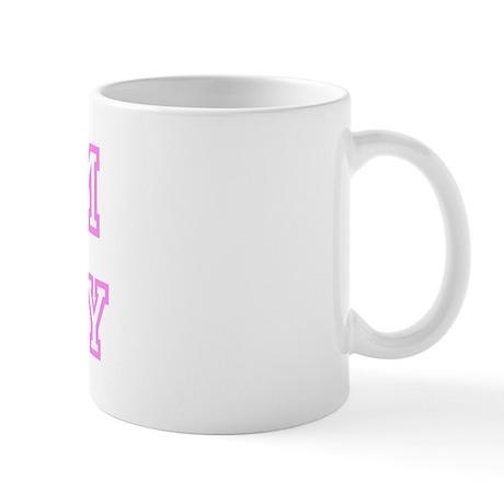 Pink team Hailey Mug