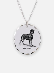 Rottweiler Necklace