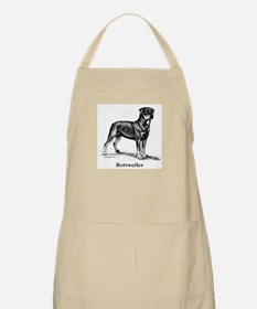 Rottweiler Grooming or BBQ Apron
