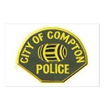 Compton Police Postcards (Package of 8)