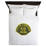 Compton Police Queen Duvet