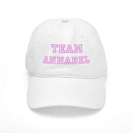 Pink team Annabel Cap
